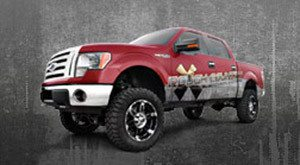 Rough Country Ford Lift Kits Lucky's Off Road
