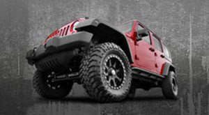 Rough Country Jeep Lift Kits Lucky's Off Road