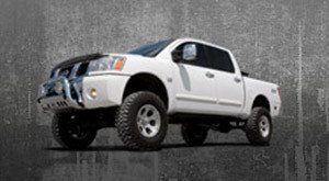 Rough Country Nissan Lift Kits Lucky's Off Road