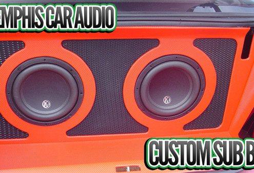 Memphis Car Audio Install Lucky's Autosports