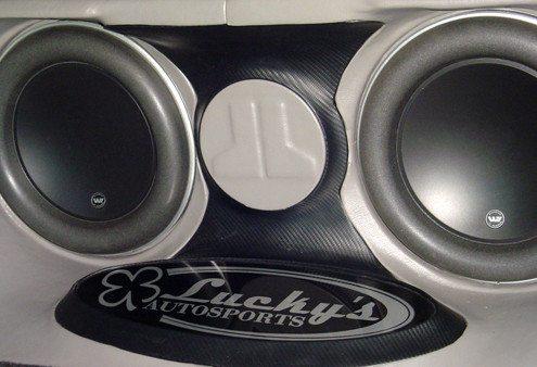 JL Audio Custom Install Lucky's Autosports