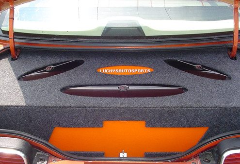 Custom Car Stereo Boxes Lucky's Autosports