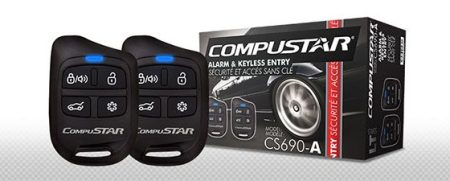 Compustar CS690-A Car Alarm