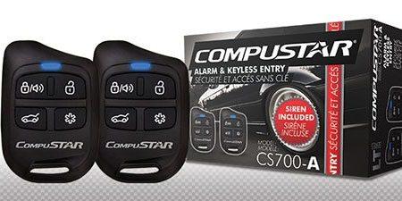 Compustar CS700-A Car Alarm