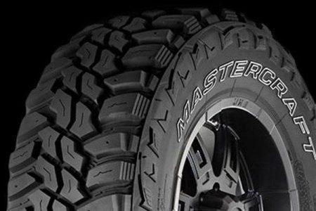Mastercraft Courser MXT Tires