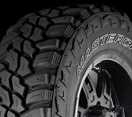 Mastercraft Courser MXT Tires