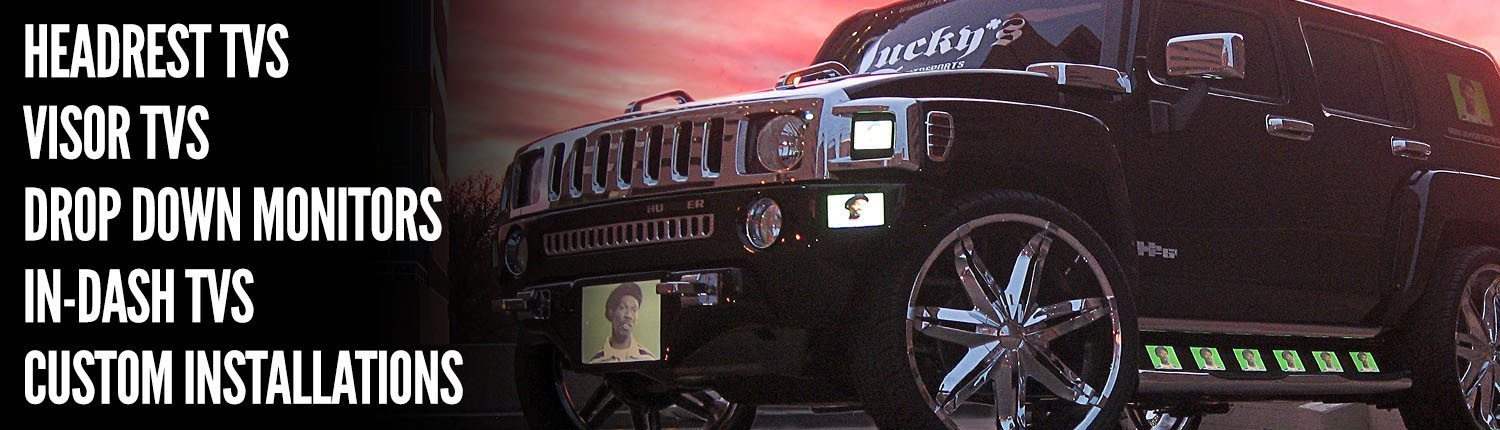 Mobile Video Installation Lucky's Autosports