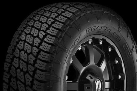 Nitto Terra Grappler G2 Tires