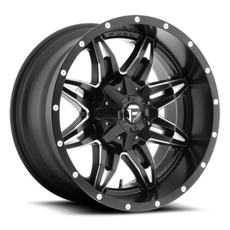 Fuel Off Road Lethal D567 Wheels