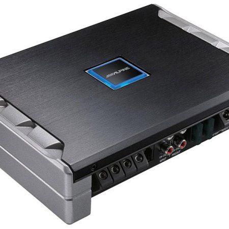Alpine PDR M65 Amplifier Front
