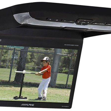 Alpine PKG RSE Drop Down DVD Player