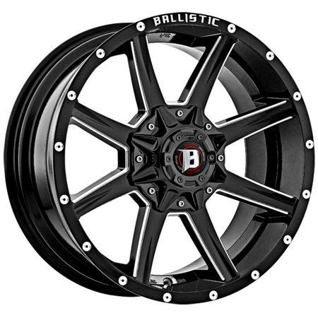Ballistic Razorback 956 Wheels
