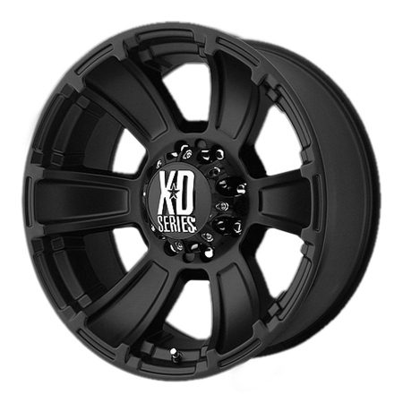 XD Series XD796 Revolver Wheels