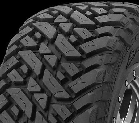 Fuel Mudgripper MT Tires