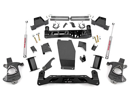 Chevy GMC 7.5 Inch Lift Kit