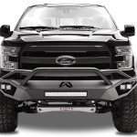 Ford Truck Fab Fours Front Bumpers