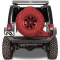 Jeep Fab Fours Rear Bumpers