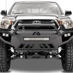 Toyota Fab Fours Front Bumpers