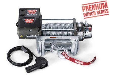 Warn M8000 Winch