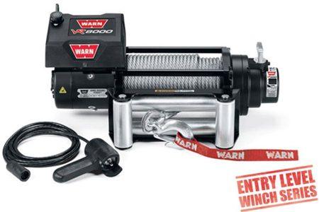 Warn VR8000 Winch