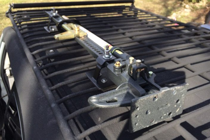 FJ Cruiser Hi Lift Jack