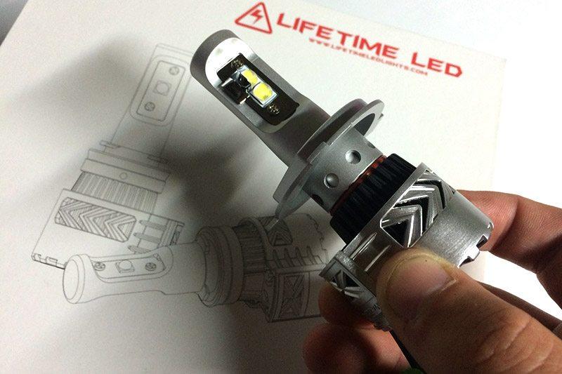 FJ Cruiser Lifetime LED Headlights