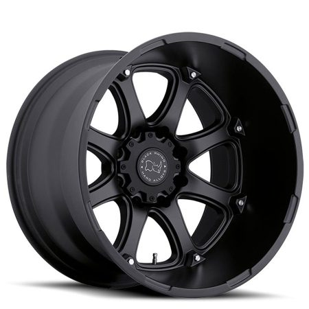 Black Rhino Truck Wheels Glamis Black
