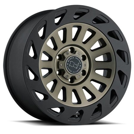 Black Rhino Wheels Madness