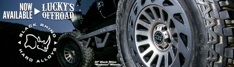 Black Rhino Wheels Lexington Kentucky