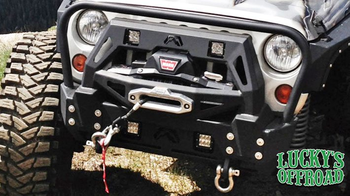 Heavy Duty Off Road Bumpers