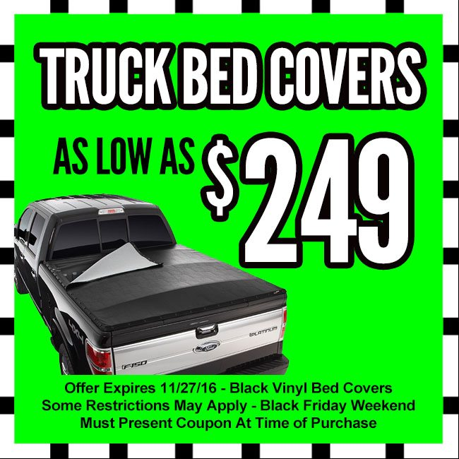 Truck Bed Covers Black Friday