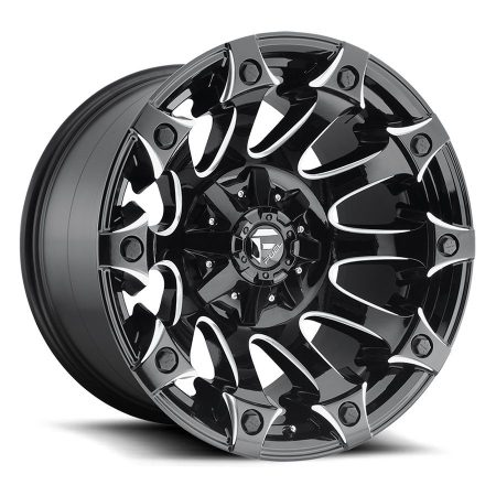 Fuel Off Road Wheels D578 Battle Axe