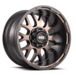 Grid Off Road GD2 Bronze Wheels