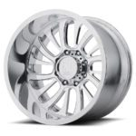XD Series XD404 Surge Polished Wheel