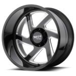 Moto Metal Gloss Black Truck Wheels MO400