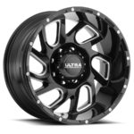 Ultra 221 Carnage Truck Wheels