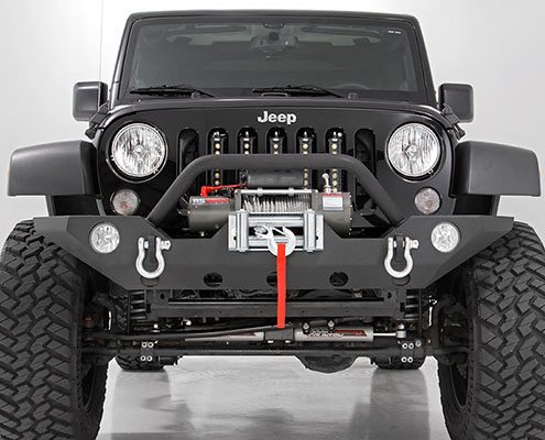 rough country jeep front winch bumper