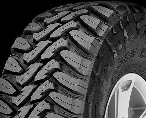 Toyo Jeep Tires