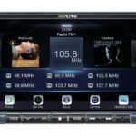 Alpine iLX-207 Receiver Apple CarPlay AndroidAuto