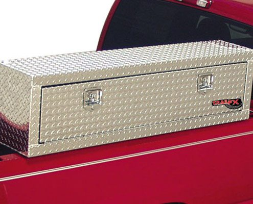 Side Tool and Storage Boxes