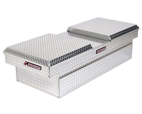 Diamond Plate Gull Wing Tool Boxes