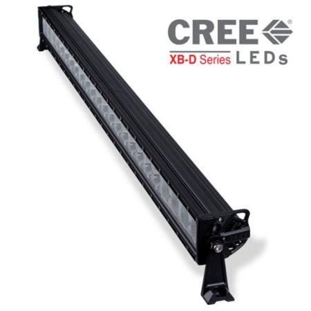 Heise 50-Inch Single Row Light Bar