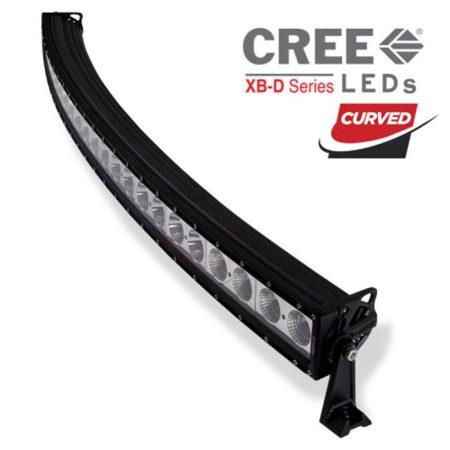 Heise 50-Inch Single Row Curved Light Bar