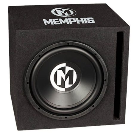 Memphis Audio SRX112 Bass Package