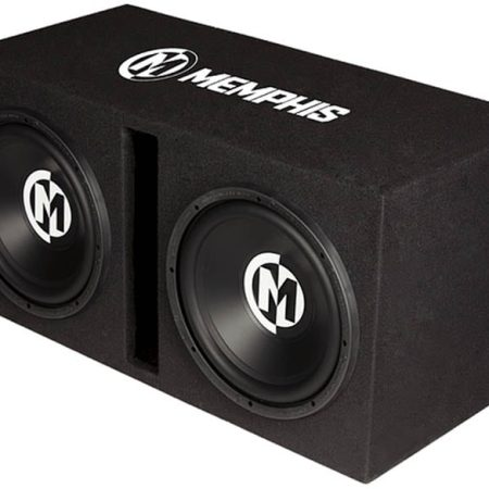 Memphis Audio SRX212 Bass Package