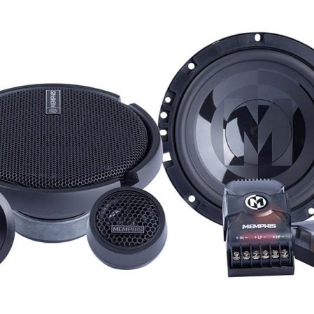 Memphis Audio PRX60C Component Speakers