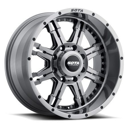 Sota Jato Wheel Anthracite