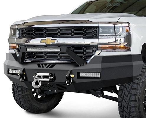 Westin HDX Bumper
